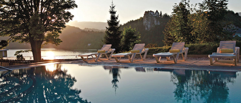 Hotel Golf, Lake Bled, Slovenia - outdoor pool & terrace.jpg